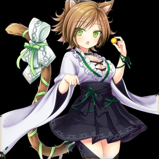 【珠猫】シャマナ