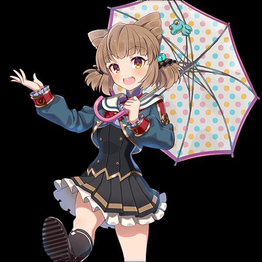 【雨泡】チコ