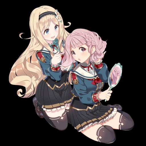 エリオ&カモミール