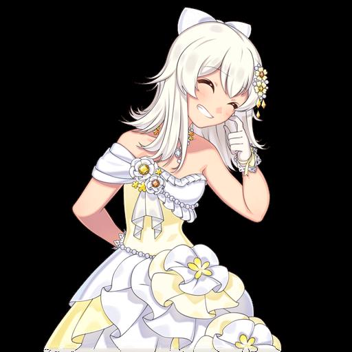 【花嫁姫】アンゼリカ