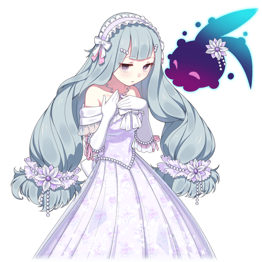 【花嫁姫】ルベリス