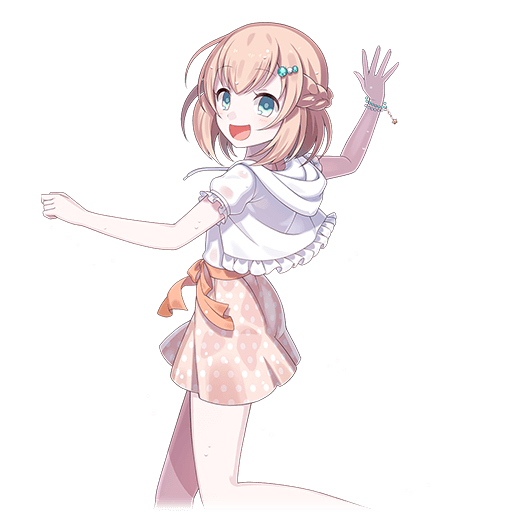 【水遊び】スフレ