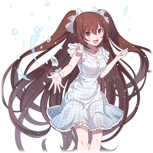【水遊び】ラナン