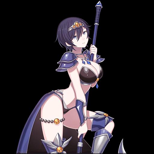【女戦士】カトレア