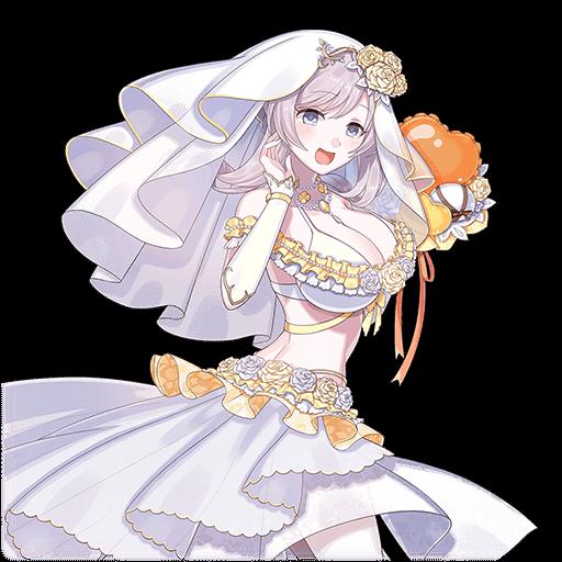 【麗嫁姫】プルメリア