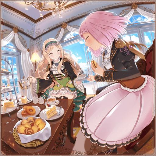 【相翼】エリオ&カモミール