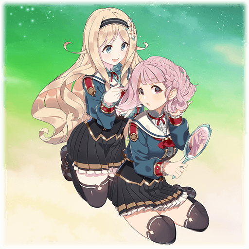 【友情】エリオ&カモミール