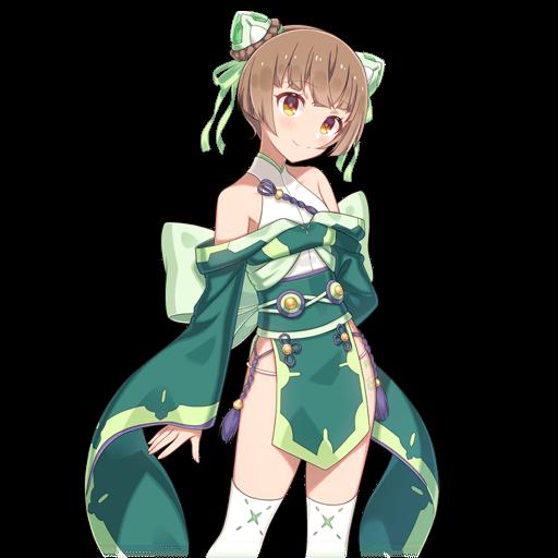 【緑光】チコ