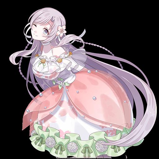 【彩姫】プルメリア