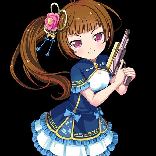 【銃闘】ジェニ