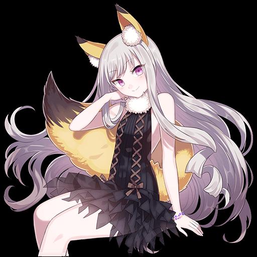 【闇狐】ロザリー
